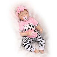 NPK EBAY亚马逊速卖通热卖 仿真重生婴儿软硅胶娃娃
