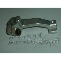 ZJ/F007弯针摆杆/下弯针架 工业缝纫机配件 编号:ME30参考价格