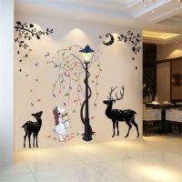 冷饮小吃奶茶店墙壁装饰品餐饮咖啡店墙面创意墙贴纸画吧台背景墙