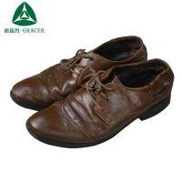 韩版商务正装尖头男鞋A41-5青年英伦小黑色新郎休闲鞋 跨境货源