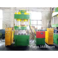 400吨石英石混合材料水槽成型液压机 XL四柱油压机