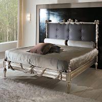 上海齐居置家欧式实木双人床主卧奢华婚床定制