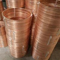 紫铜垫片厂家 软化处理铜垫圈定做