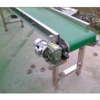 平板型上料机防滑式 分拣用传送机茂名