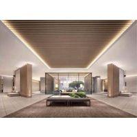 广州铝合金方通 亭宇建材铝方通的价格