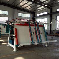 青岛大豪 MH2324双面门窗组合机 木工机械设备生产厂家