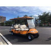徐州电动高尔夫观光车游览车6座豪华版电动车