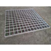 厂家直销定制不锈钢格栅板镀锌钢格板强抗压钢格栅板防滑踏步板