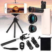 三合一手机镜头 通用款旅行多合一手机镜头套装