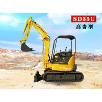 山东济南超小挖掘机可用于出租 小型农用轮式挖掘机厂家