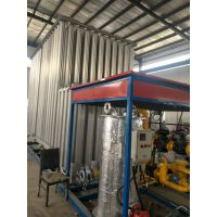 荣铖燃气炉供气设备1300立方LNG空温式气化器水浴式气化器调压撬装设备