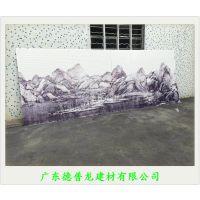 江西艺术3D铝单板、彩绘图案铝板装饰