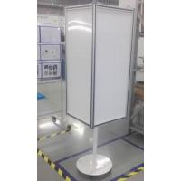 优雅乐磁性支架白板企业流水线公告栏宣传栏看板支架式定制