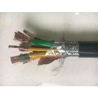 德胜BPFFPP2氟塑料绝缘和护套铜丝编织铜带绕包屏蔽耐高温变频电力电缆 4mm2口碑好的
