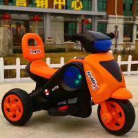 新款儿童早教电动摩托车  2-4岁宝宝电瓶车童车