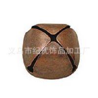 批发供应饰品配件铃铛 十字圆形铜铃铛