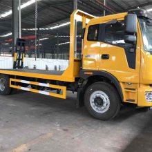 山区版150挖掘机拖车改装厂现车销售