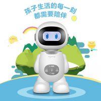 荣事达好帅小强智能早教机器人 儿童玩具 学习机 故事机 亲子陪伴 同步教材 语音交互