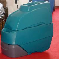 代加工 手推式扫地机 塑料外壳 滚塑成型 滚塑模具