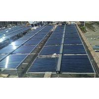双排50孔联箱集热工程支架宾馆学校工程专用 太阳水箱 不锈钢水箱