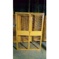 昆明市石林彝族自治县性价比高 基坑防护栏 工地施工电梯防护门 人货电梯防护门 质优价廉