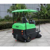山西驾驶式环卫道路清扫车玛西尔DQS14 电动扫地车