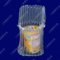 供应充气包装纸盒奶粉袋气囊气柱袋充气防震缓冲袋防爆罐定制批量上海