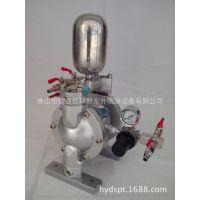厂价直销 气动隔膜泵  气动双隔膜泵  台制3分油泵 油漆泵 计量泵