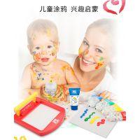 儿童丝印艺术绘画套装创作思考DIY绘画彩绘涂鸦玩具儿童手工玩具