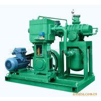JZJW罗茨-立式无油往复泵机组