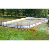 冰球场围栏 室外冰球围栏 哈尔滨学校专用围栏组合