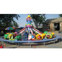 海豹戏水儿童游乐设备火遍整个游乐场