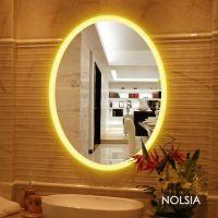 鑫飞智显欧式LED带蓝牙音响无框大浴室镜智能灯镜 卫浴电视镜洗手智能灯镜可定制