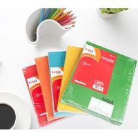 正品益而高3001P10A-20 A4纸皮文件夹(20个/包)纸质文件夹 纸芯