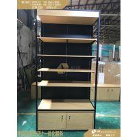 出口铁质木纹层板配件柜批发,手机配件柜生产厂家