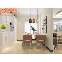 东都尚城113平现代简约装修案例