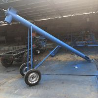 化工品添加剂上料输送机/庞泰螺旋提升机直径大