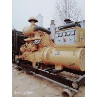 河南二手200KW柴油发电机组转让旧发电机组上柴原装2手机出售