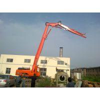 海京供应挖机加长臂,加长臂厂家,小松18米加长臂