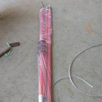 金淼牌 10kv 带防雨罩高压拉闸杆价格 金淼电力生产