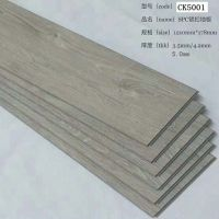 pvc锁扣地板 石塑地板加厚耐磨环保地板 家用防水石塑地板