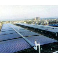供青海热水和西宁太阳能热水工程特点