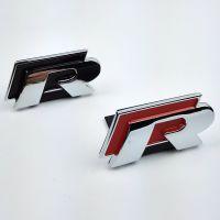 厂家直销R中网适用于大众迈腾新速腾高尔夫6金属改装车标