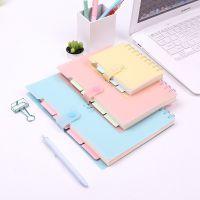 0558 日韩创意 学生侧翻线圈本科目笔记本 办公商务便携记事本