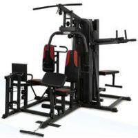 济宁组合健身器材、济宁三人站训练器、济宁五人站训练器、济宁二十四功能训练器