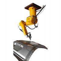 史陶比尔喷漆机器人