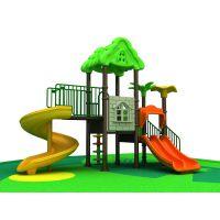 供应(2019新款)户外 庭院 儿童组合滑滑梯 儿童组合游乐设施49*23