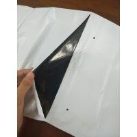 LDPE/HDPE 外灰白内黑 快递塑料袋 自动包装连卷袋 快递袋连卷袋