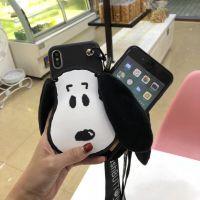 史努比 立体卡通手机壳 苹果X手机套 7plus 6s外壳iphone 8保护套