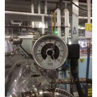 长乐不锈钢耐震电接点温度计 0-100°双金属温度计(表盘尺寸¢63mm)多少钱一台